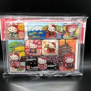 Hello Kitty magnets (8pcs)